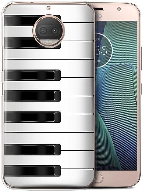Stuff4® - Funda para móvil, diseño de Teclas y Botones, Piano ...