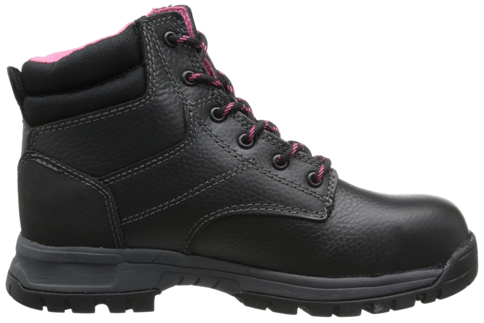 Wolverine Women's Piper Comp Safety Toe Boot,Black,9 W US by Wolverine (Image #6)
