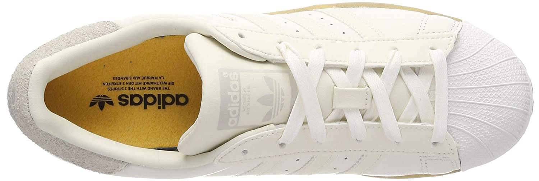 Adidas Originals Superstar Superstar Superstar W schuhe Cloud Weiß Cloud Weiß Gum 18 19 832edb
