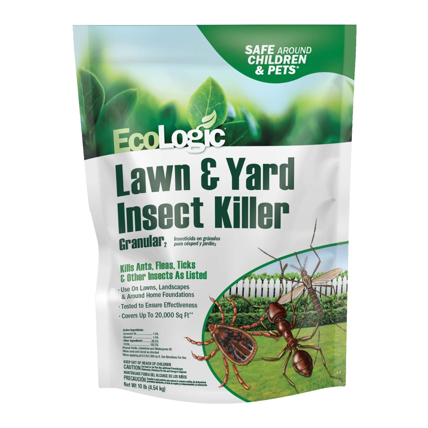 Ecologic HG-75005 Lawn Insect Killer by Eco-Logic