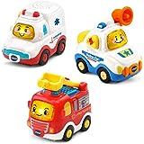 VTech Go! Go! Smart Wheels Rescue Vehicle Pack
