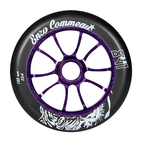 Ao 125 mm Enzo firma rueda - varios colores, morado: Amazon ...