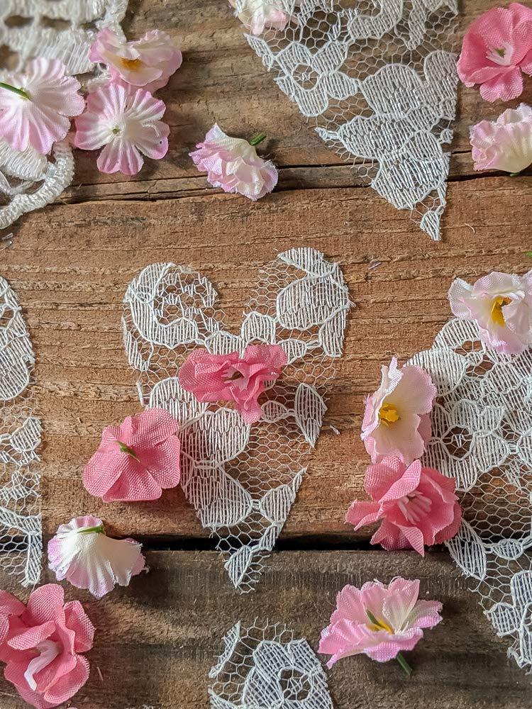 Amazon Com Wedding Table Decorations Flower Confetti