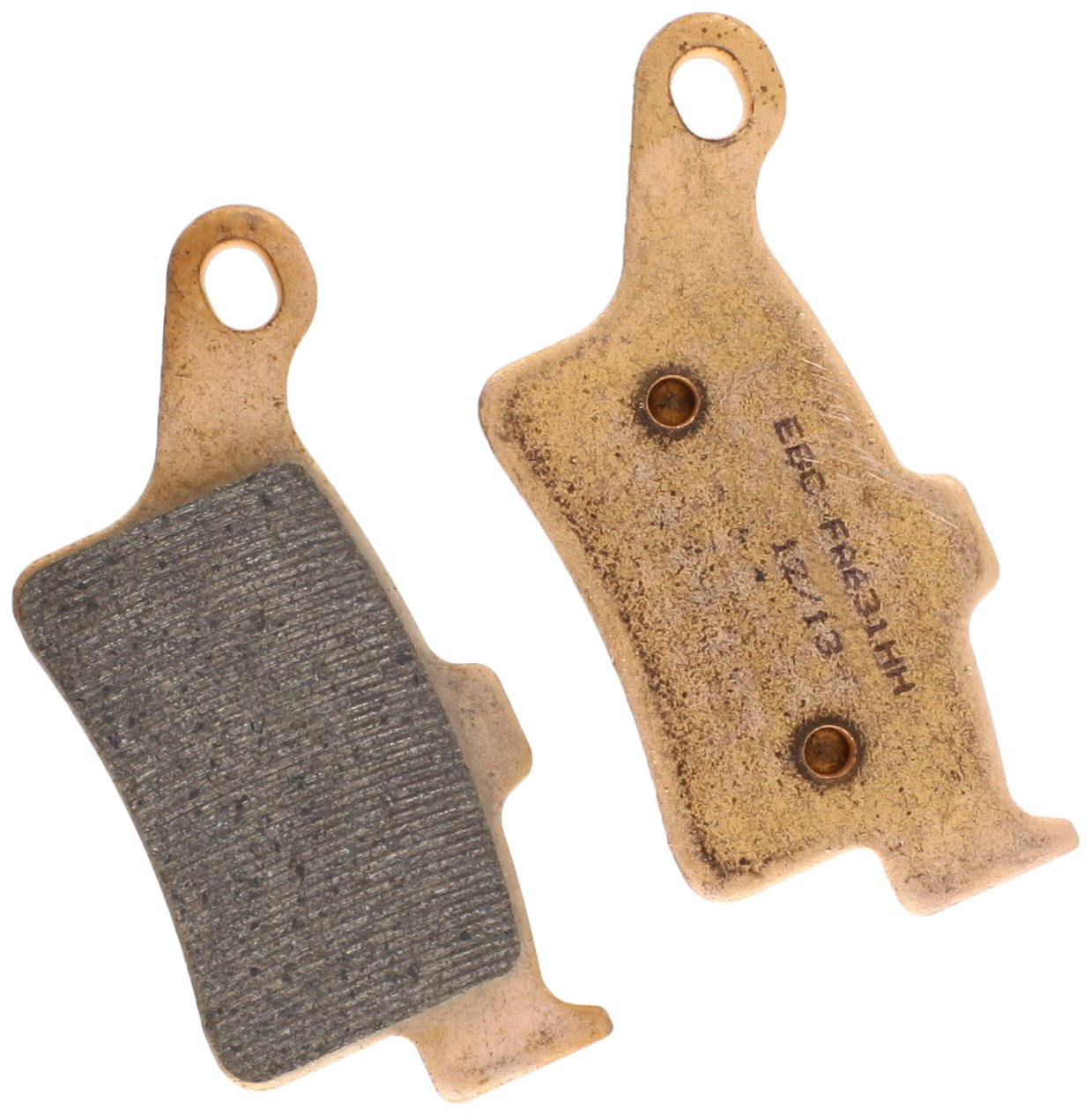 EBC Brakes FA631HH Double-H Series Sintered Disc Brake Pad by EBC Brakes (Image #1)
