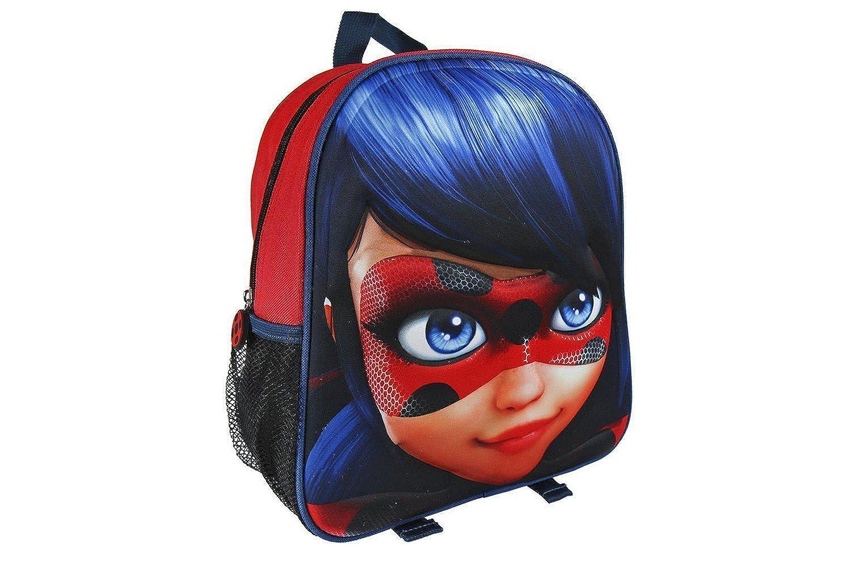 ba2859b85 Miraculous Mochila niña bolsa de ocio escolar negro 3D VZ502 80% OFF ...
