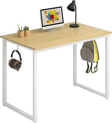 JSB Simple Computer Desk - a good cheap home office desk