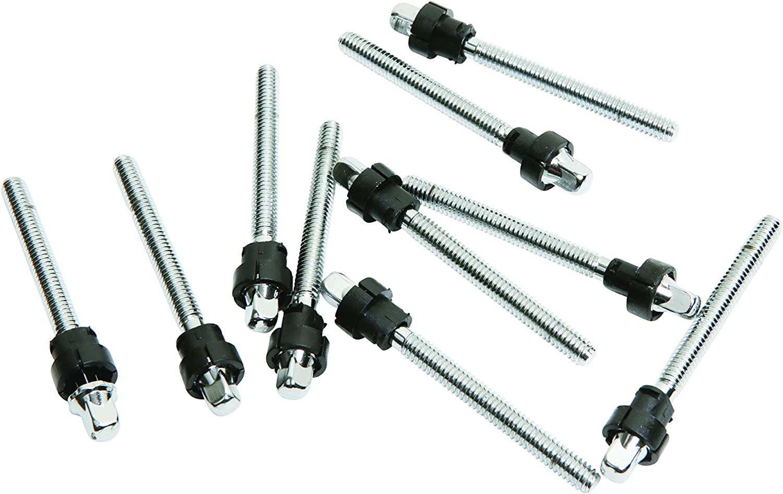 10 Pack Gibraltar SC-TL275 Tension Lock Tension Rod 2-3//4