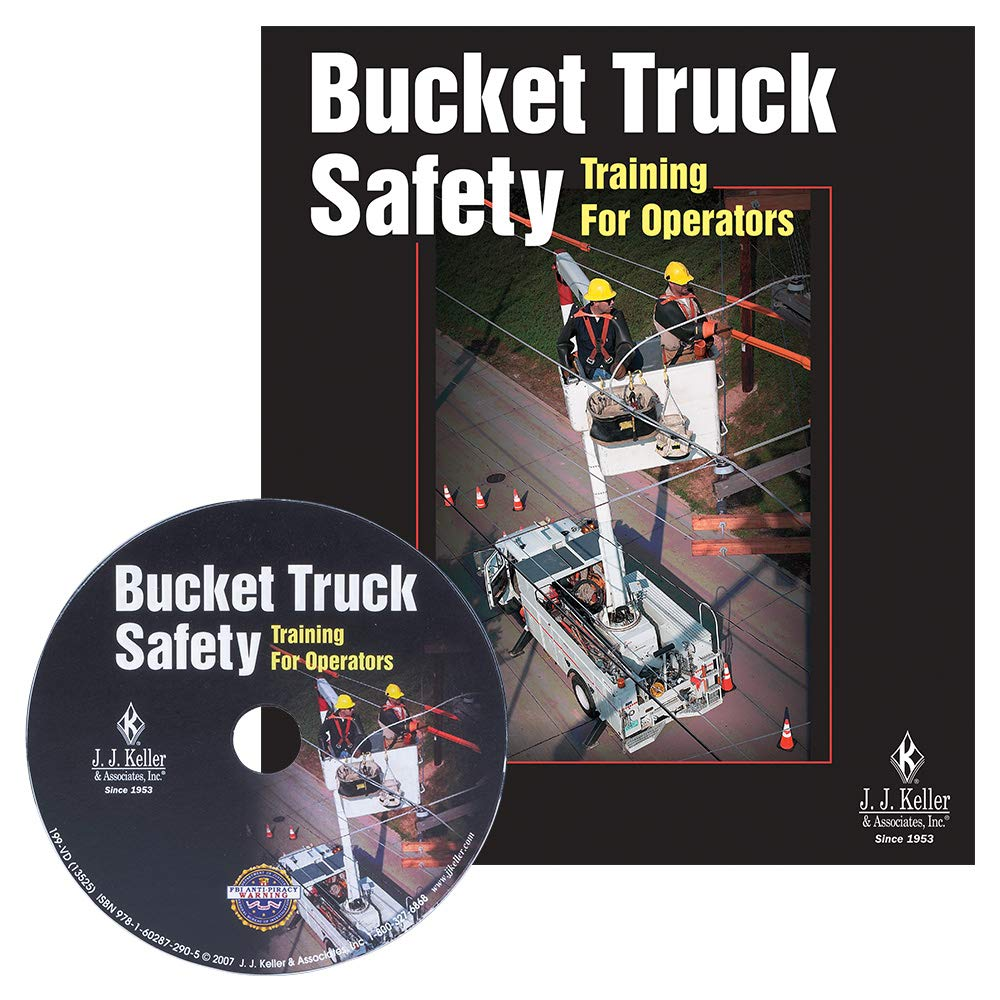 Bucket Truck Safety Training for Operators - DVD Training - J. J. Keller & Associates