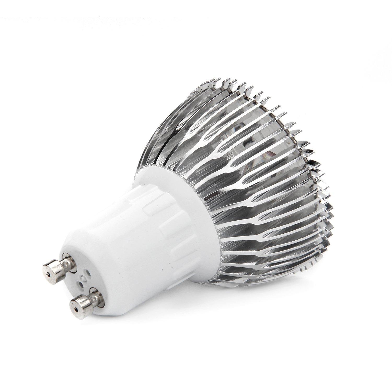 SAVFY 4 piezas E14 3 W 10 SMD Bombilla LED lámpara ahorro de energía, blanca, 30-35W para bombillas halógenas, 220-260LM, haz 180° (4 unidades), blanco, ...