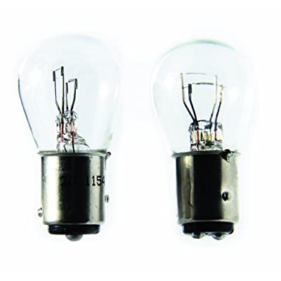 Camco 54799 6V Auto Park/Tail/Signal 1154 Bulb - Pack of 2: Automotive