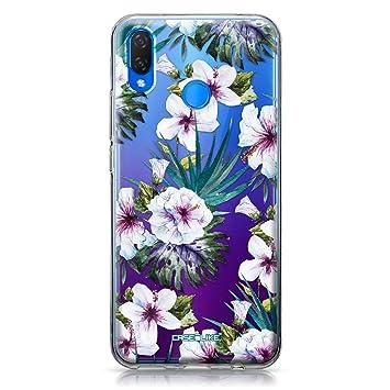 coque huawei p smart 2019 fleur
