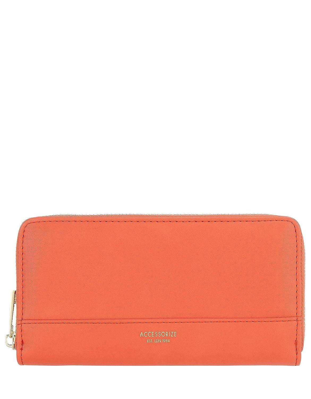 Accessorize - Cartera para mujer , color rosa, talla Einheitsgröße: Amazon.es: Zapatos y complementos
