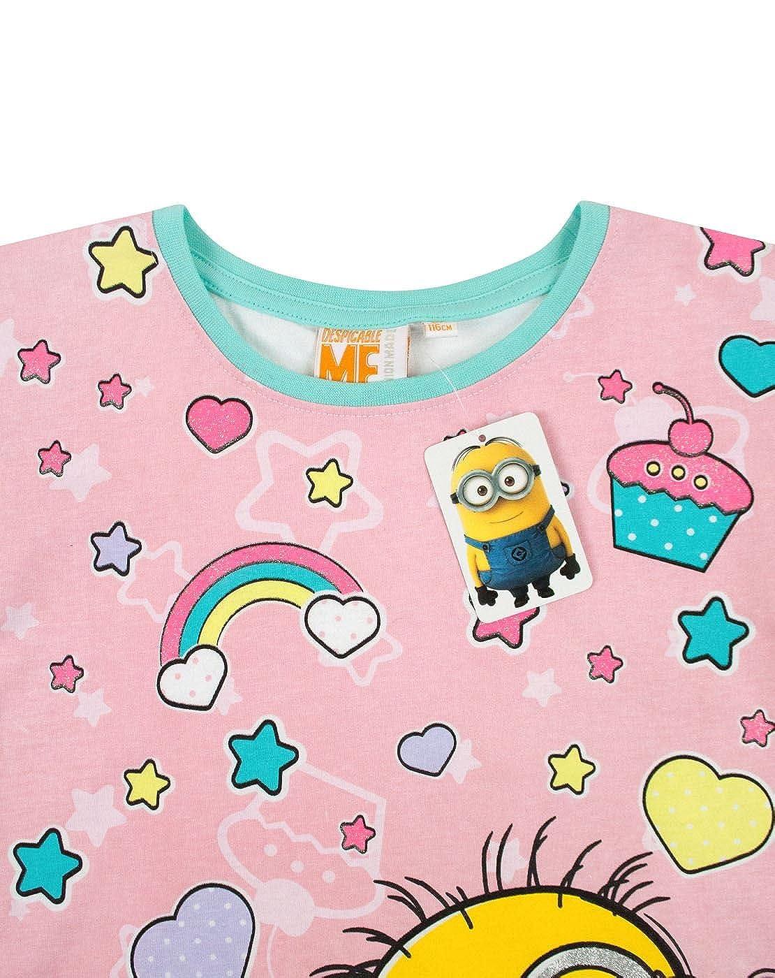 Despicable Me Minion Girls Pyjamas
