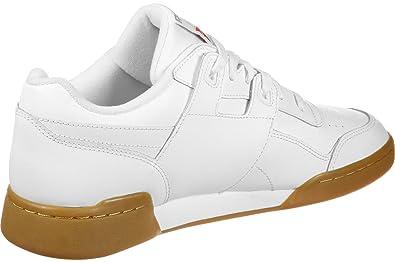huge discount 78f9f 7cc8b Reebok Workout Plus, Chaussures de Fitness Homme
