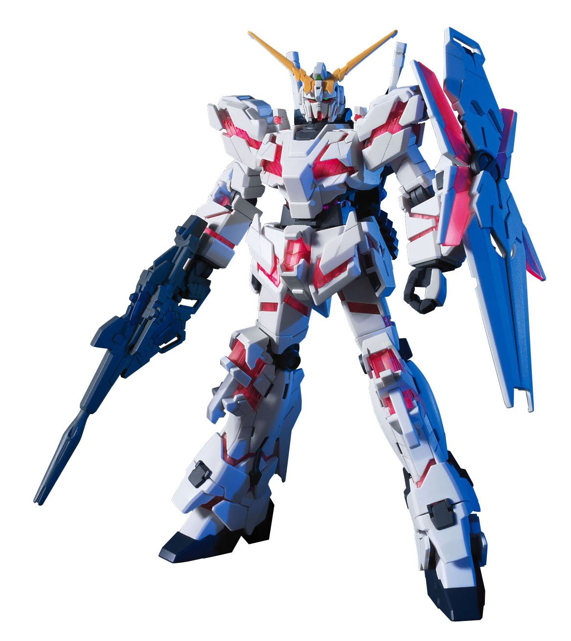 Bandai HGUC Action Figure Bandai Hobby #100 RX-0 UNICORN GUNDAM Destroy Mode