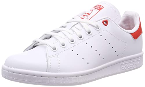 adidas Stan Smith J G27631, Sneakers Basses Mixte Enfant