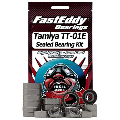 Tamiya TT-01E Chassis 4WD Sealed Bearing Kit: Toys & Games
