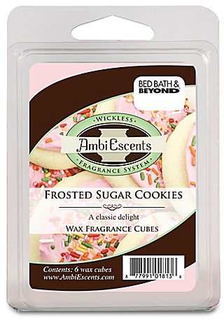 Sugar Cookies Fragrance Cubes - BedBathandBeyond.com