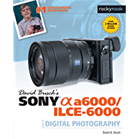 David Busch's Sony Alpha a6000/ILCE-6000 Guide to Digital Photography (The David Busch Camera Guide Series) book cover