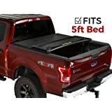 Gator Tri-Fold Tonneau Truck Bed Cover 2005-2015 Toyota Tacoma 5 ft Bed
