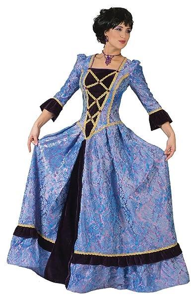 78795b49b22d2 Das Kostümland Barocco Costume Contessa Caroline - Storico Rococo Vestito da  Donna a Carnevale o Fasching  Amazon.it  Abbigliamento
