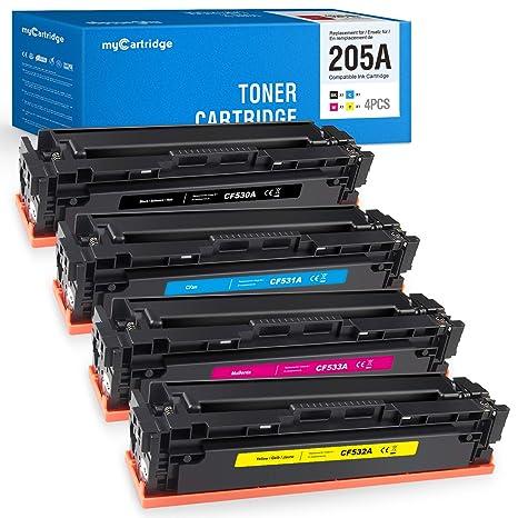 MyCartridge Compatible con HP 205A CF530A: Amazon.es: Electrónica