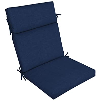 Overstock Arden Selections Sapphire Leala Outdoor Chair Cushion : Garden & Outdoor