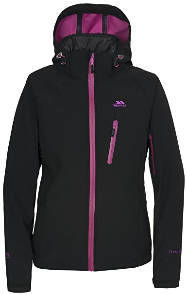 Amazon.com: Trespass Womens/Ladies Minturn 3 en 1 chaqueta ...