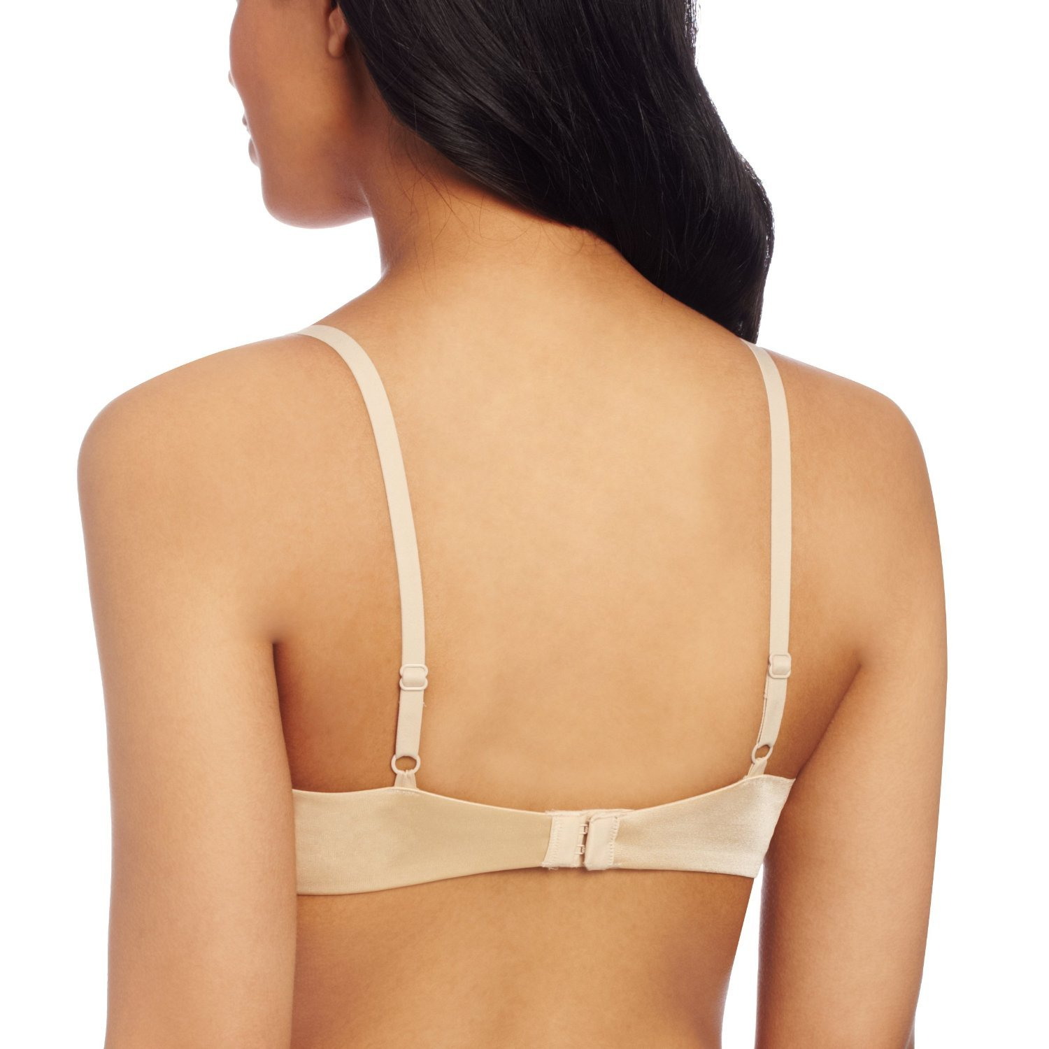 Maidenform Love The Lift Natural Boost Demi T-Shirt Bra Latte Lift 32C by Maidenform (Image #3)