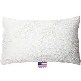 Shredded Memory Foam Pillow by Coop Home Goods