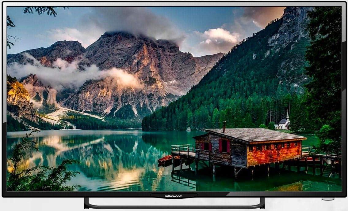 Bolva - Televisor Smart TV LED, 40 pulgadas, DVB T2: Amazon.es ...