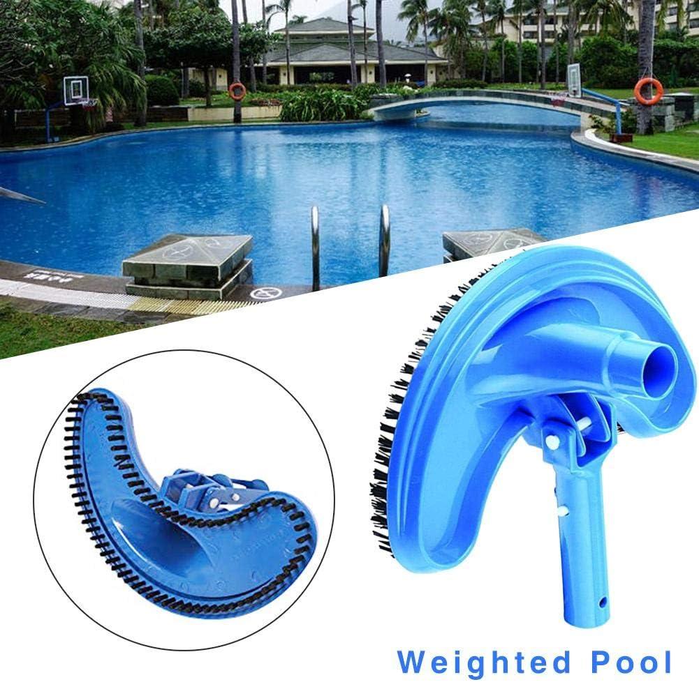 cuckoo-X Aspiradoras de piscina de mano con cabezal de aspiradora ...
