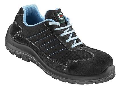 Elysee 31715 – 35 Sava – zapatos de seguridad para mujer S1P SRC, talla 35