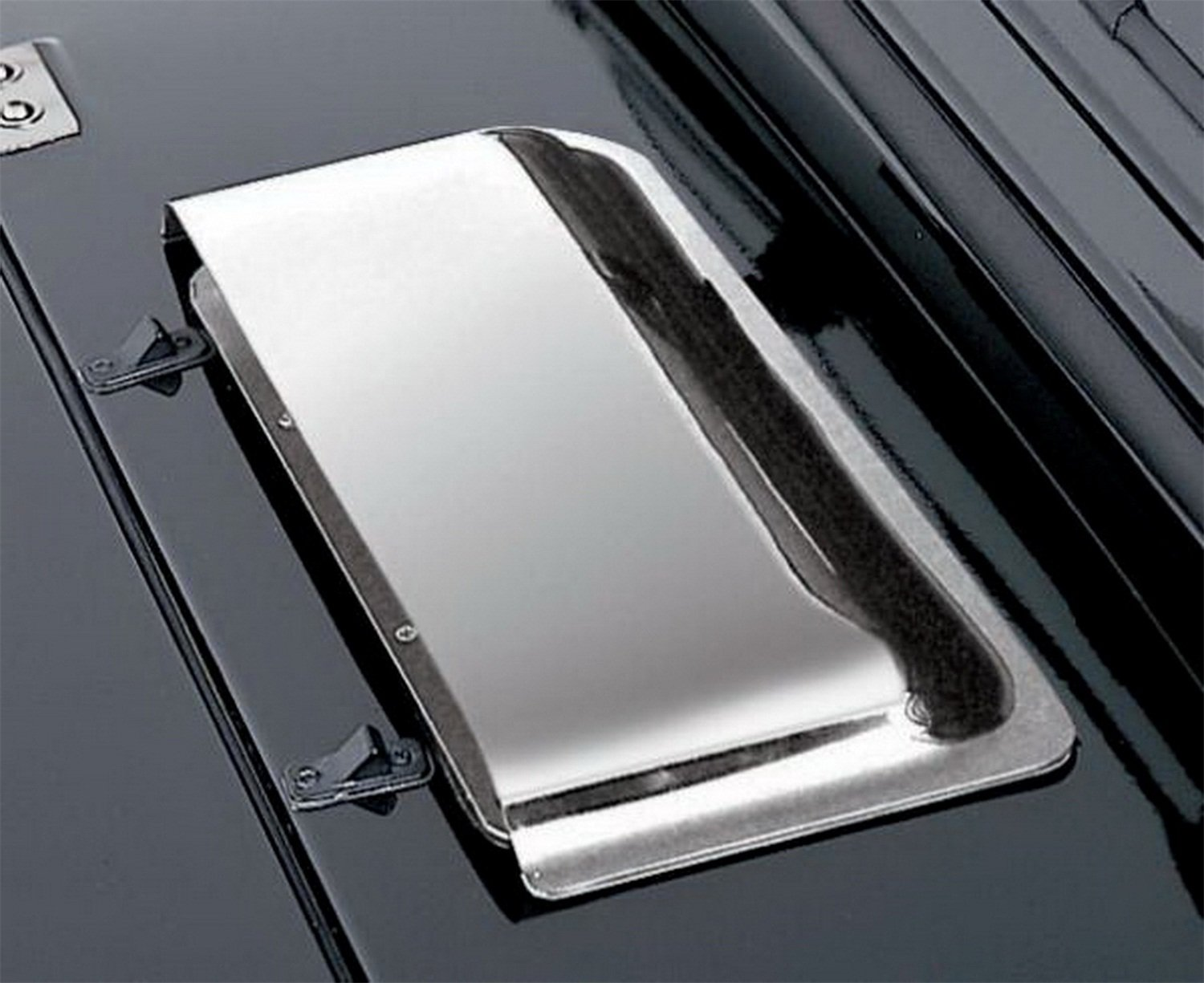 Rampage 5505 Chrome Acrylic Air Scoop