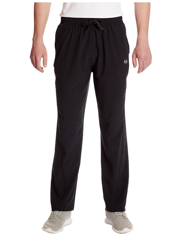 Ultrasport Advanced Jivan Pantalones de Yoga/Fitness con bi-Stretch, Hombre