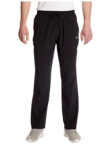Ultrasport Advanced Jivan Pantalones de Yoga/Fitness con bi-Stretch, Hombre