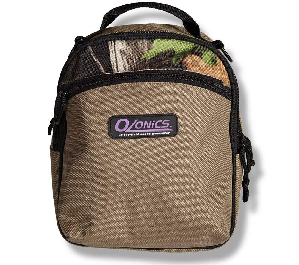Ozonics HR Unit Electronic Scent Elimination Device Carry Bag, Stone / Camo - SG-BAG1