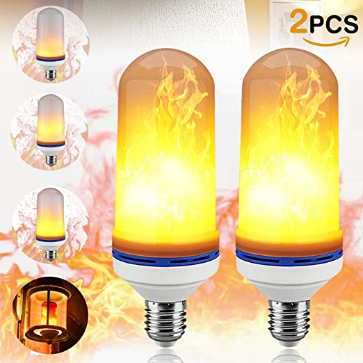 Flickering light bulb led flame effect wall lantern lamp for home flickering light bulb led flame effect wall lantern lamp for home party chiristmas outdoor decoration aloadofball Images