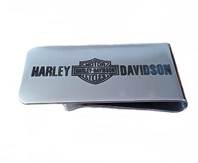 Harley Davidson En Acier Inoxydable Pince ˆ Billets En Coffret
