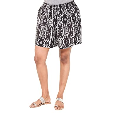c12c348d0d Twist Women/Girls Printed Comfort Night Wear Shorts (S to XXL Plus Size)