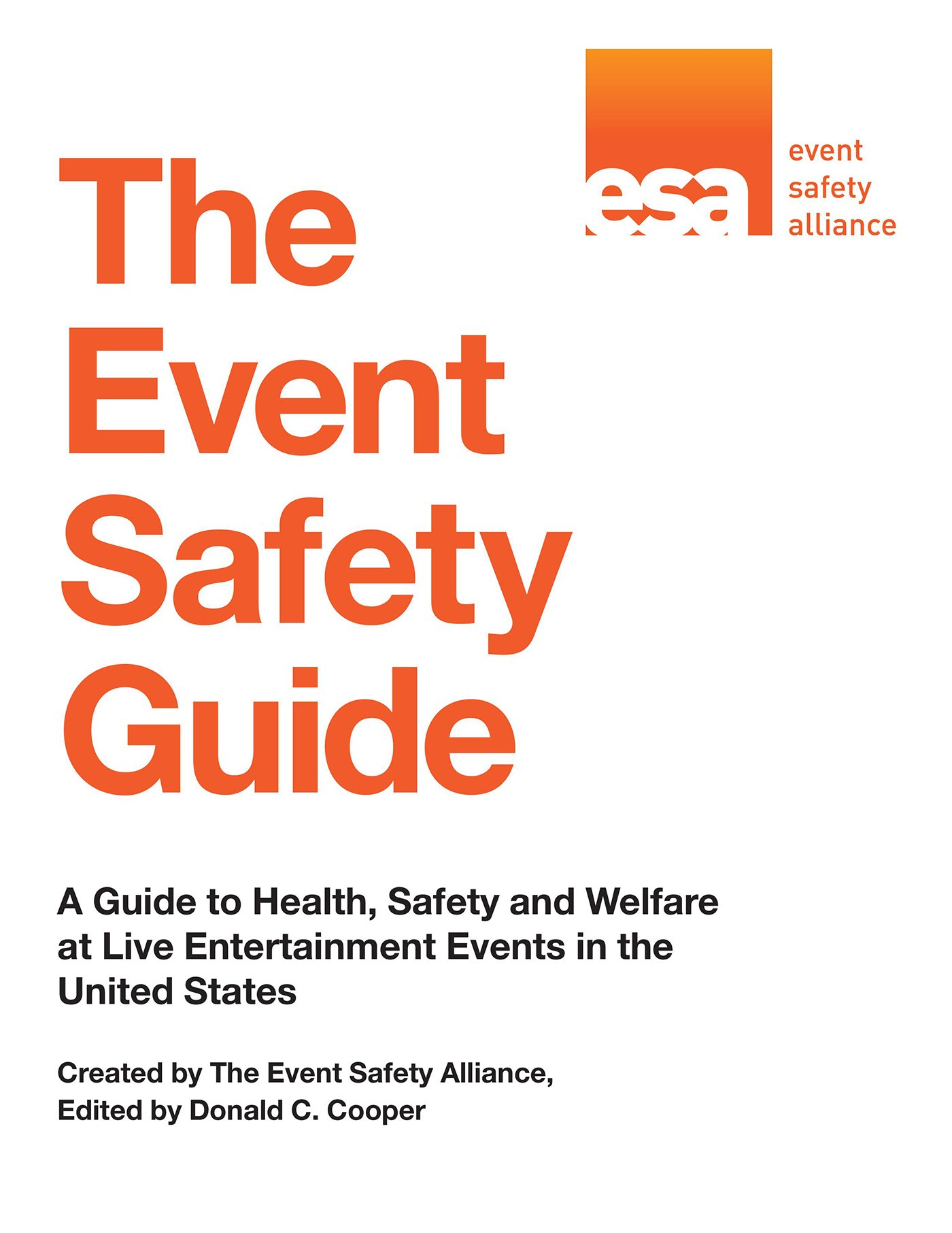 Event Safety Guide Welfare Entertainment