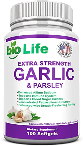 Garlic Garlic Supplement