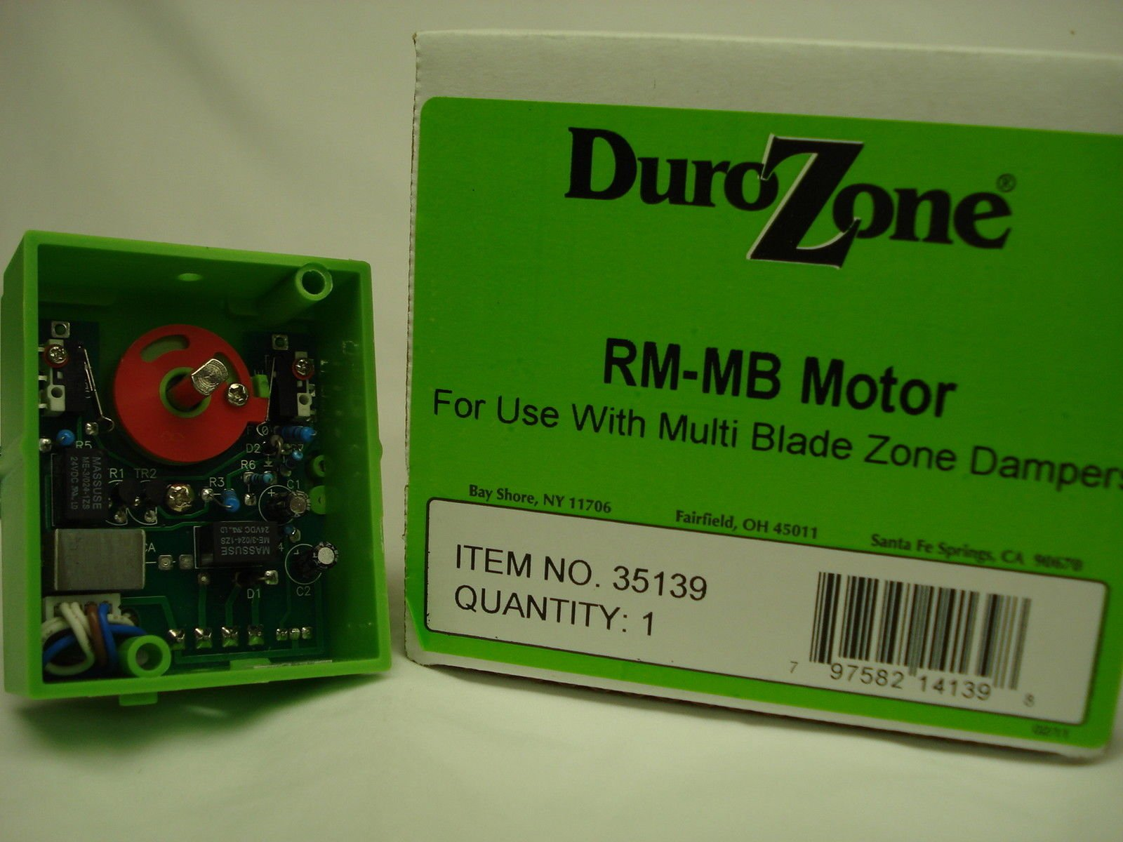 DuroZone RM-MB Replacement Damper Motor # 35139 by Duro Zone (Image #3)