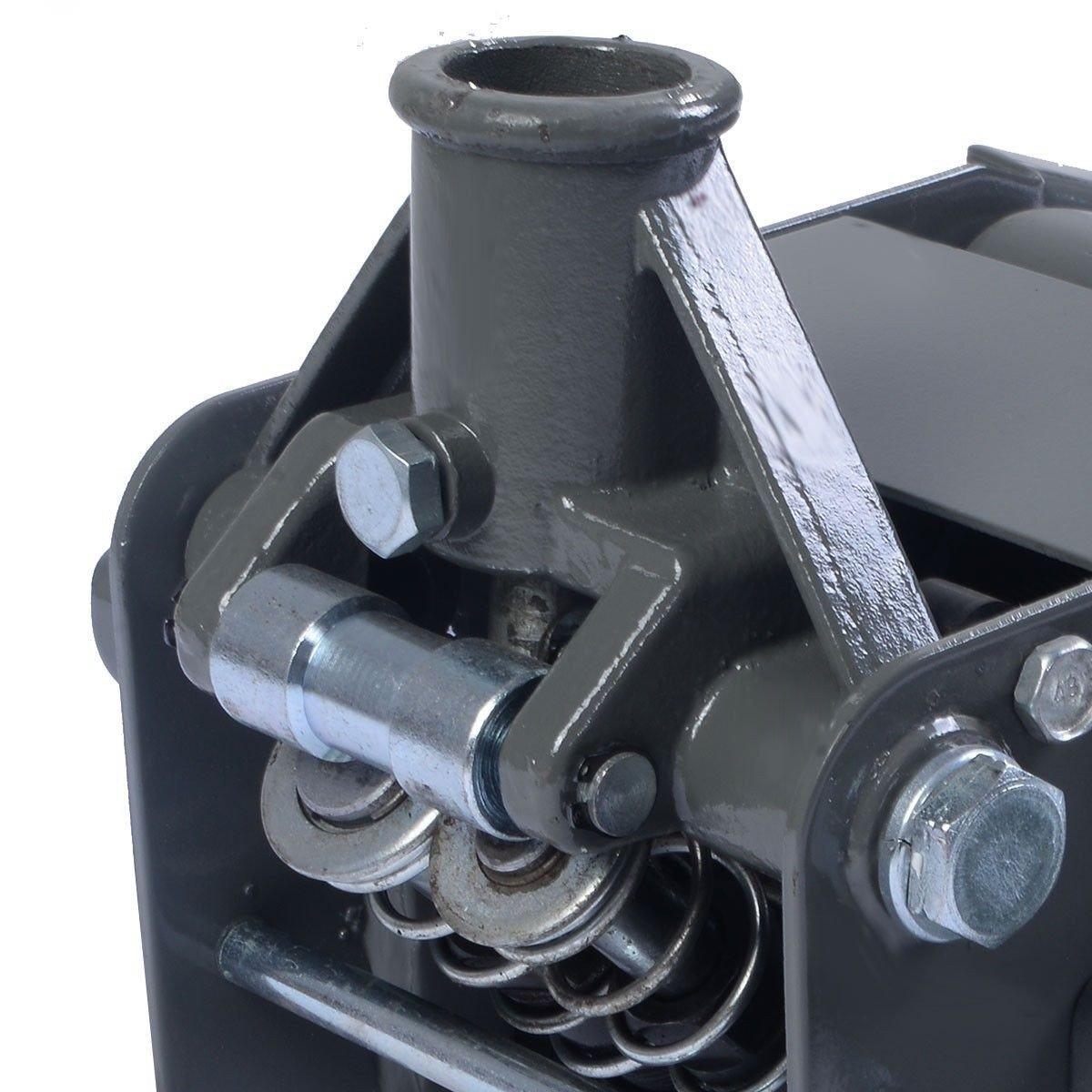 Heavy Duty Low Profile Floor 3 Ton Jack Steel Ultra Rapid Pump Car Pump Lowrider by Apontus (Image #4)