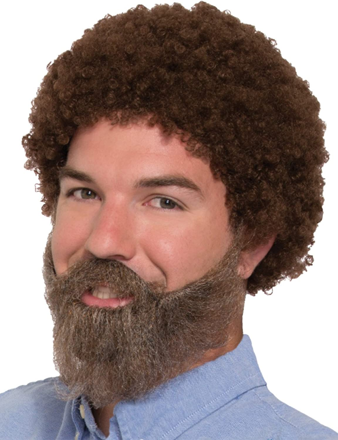80s costumes for guys with beards