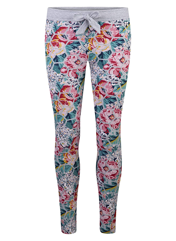 Short Stories Damen Schlafanzughose Leggings Loungewear 620585