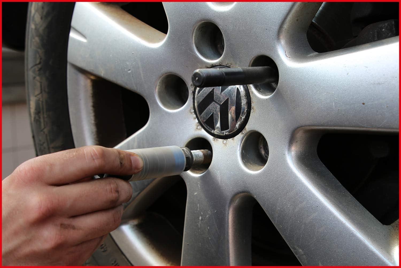 Ks Tools 150 2805 Rad Montagehilfe Satz 2 Tlg Farbig One Size Auto