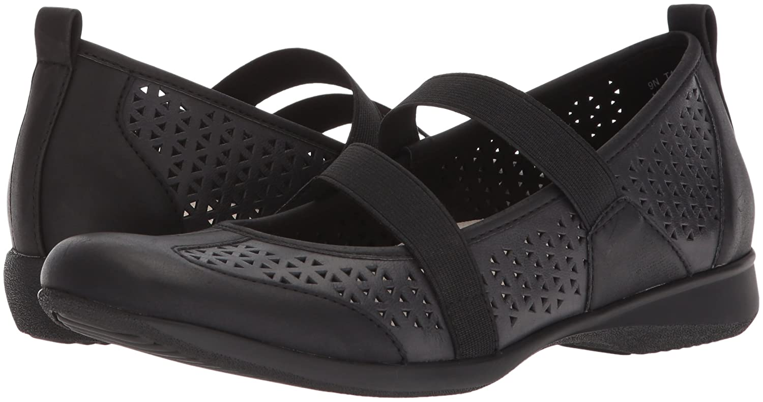 Trotters Women's Josie Mary Jane Flat B073C5VPQY 13 N US|Black