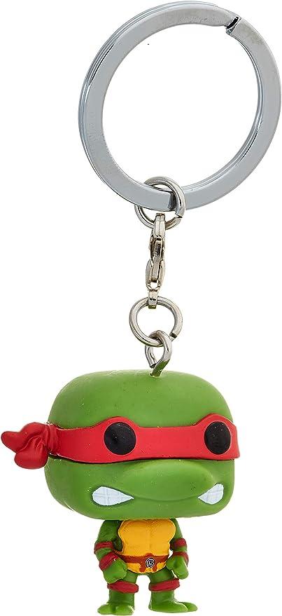 RAPHAEL Funko Pocket POP Keychain RAFFAELLO TARTARUGHE NINJA Figure PORTACHIAVI