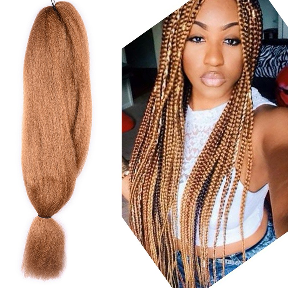 Amazon 48 Inch Braiding Hair Kanekalon Crochet Braids